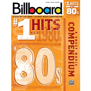Alfred-Billboard-No--1-Hits-of-the-1980s-PVC-Standard
