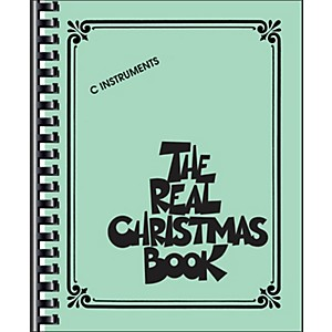 Hal-Leonard-The-Real-Christmas-Book-C-Edition-Standard