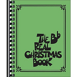 Hal-Leonard-The-Real-Christmas-Fake-Book-B-Flat-Edition-Standard