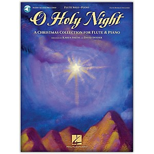 Hal-Leonard-O-Holy-Night--A-Christmas-Collection-For-Flute---Piano--Standard