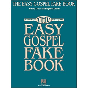 Hal-Leonard-The-Easy-Gospel-Fake-Book-Standard