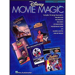 Hal-Leonard-Disney-Movie-Magic-For-Flute-Standard