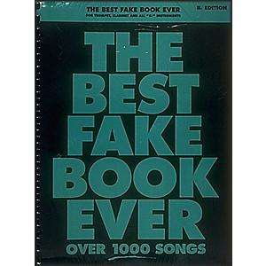 Hal-Leonard-The-Best-Fake-Book-Ever---Bb-Edition-Standard