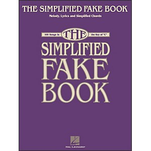 Hal-Leonard-Simplified-Fake-Book---100-Songs-In-The-Key-Of-C-Standard