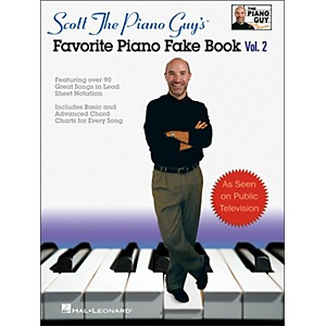 Hal-Leonard-Scott-The-Piano-Guy-s-Favorite-Piano-Fake-Book-Volume-2-Standard