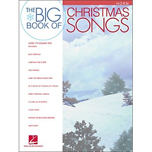 Hal-Leonard-Big-Book-Of-Christmas-Songs-For-French-Horn-Standard