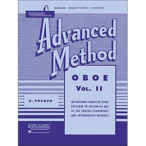 Hal-Leonard-Rubank-Advanced-Method-For-Oboe-Volume-2-Standard