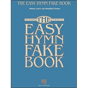 Hal-Leonard-The-Easy-Hymn-Fake-Book-Standard