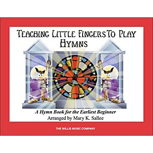 Willis-Music-Teaching-Little-Fingers-To-Play-Hymns-Earliest-Beginner-For-Piano-Standard