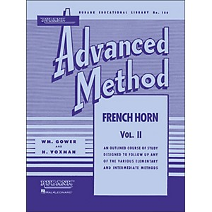 Hal-Leonard-Rubank-Advanced-Method-For-French-Horn-Volume-2-Standard