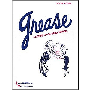 Hal-Leonard-Grease-Vocal-Score-Songbook-Standard
