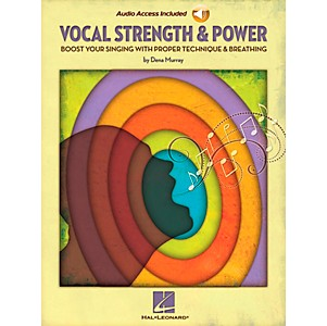Hal-Leonard-Vocal-Strength---Power---Boost-Your-Singing-With-Proper-Technique---Breathing--Book-CD--Standard