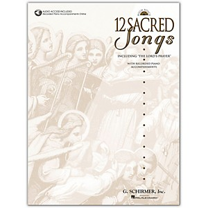 G--Schirmer-12-Sacred-Songs-High-Voice-CD-Pkg-Standard