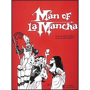 Cherry-Lane-Man-Of-La-Mancha-Vocal-Score-Standard