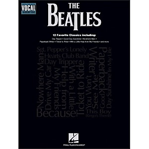 Hal-Leonard-The-Beatles-Note-For-Note-Vocal-Transcriptions-Standard