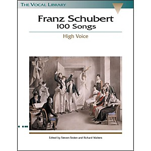 Hal-Leonard-Schubert---100-Songs-For-High-Voice--the-Vocal-Library-Series--Standard
