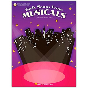 Hal-Leonard-Girl-s-Songs-From-Musicals-Book-CD-Standard