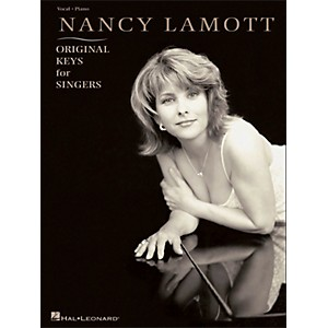 Hal-Leonard-Nancy-Lamott---Original-Keys-For-Singers--Vocal---Piano--Standard