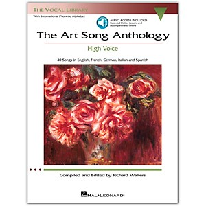 Hal-Leonard-The-Art-Song-Anthology---High-Voice-Book-With-3-CD-s-Standard