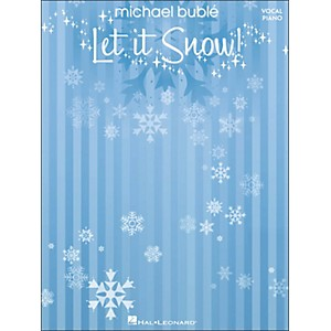 Hal-Leonard-Michael-Buble---Let-It-Snow--Vocal-Piano--Standard