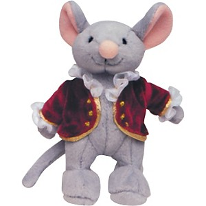 Alfred-Music-for-Little-Mozarts-Plush-Toy----Mozart-Mouse--Level-1-4--Standard