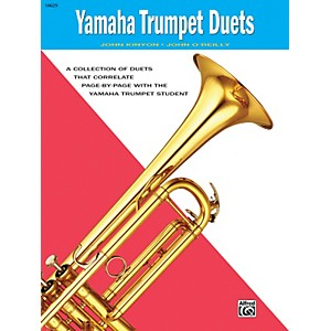 Alfred-Yamaha-Trumpet-Duets-Standard