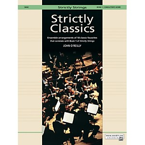 Alfred-Strictly-Classics-Book-1-Conductor-s-Score-Standard