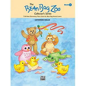 Alfred-The-Bean-Bag-Zoo-Collector-s-Series-Book-1-Book-1-Standard