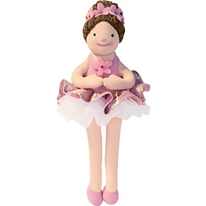 Alfred-Music-for-Little-Mozarts-Plush-Toy----Nina-Ballerina--Level-3-4--Standard