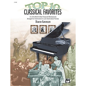Alfred-Top-10-Classical-Favorites-Standard