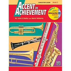 Alfred-Accent-on-Achievement-Book-2-Conductor-s-Score-Standard