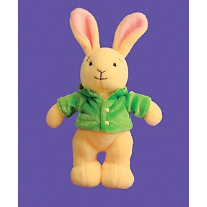 Alfred-Music-for-Little-Mozarts-Plush-Toy----J--S--Bunny-5--tall--Level-2-4--Standard