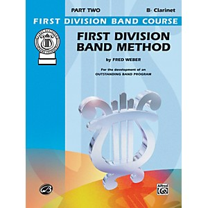 Alfred-First-Division-Band-Method-Part-2-B-Flat-Clarinet-Standard