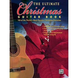 Alfred-The-Ultimate-Christmas-Guitar-Book-Standard