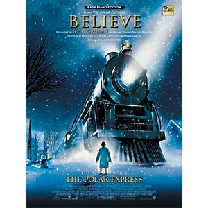 Alfred-Believe--from-The-Polar-Express--Easy-Piano-Sheet-Standard
