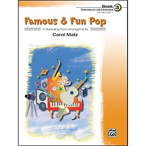 Alfred-Famous---Fun-Pop-Book-3-Standard