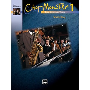 Alfred-Chop-Monster-Book-1-Trombone-3-Book---CD-Standard