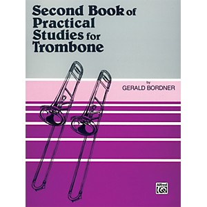Alfred-Practical-Studies-for-Trombone-Book-II-Book-II-Standard