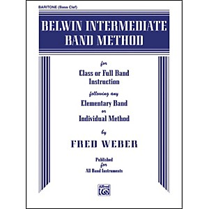 Alfred-Belwin-Intermediate-Band-Method-Baritone-B-C--Standard