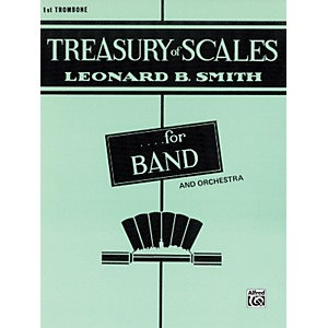 Alfred-Treasury-of-Scales-for-Band-and-Orchestra-1st-Trombone-Standard