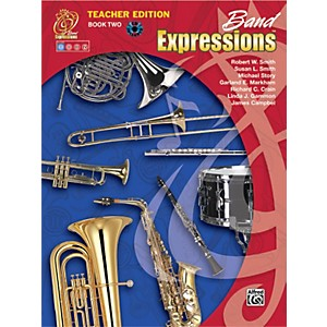 Alfred-Band-Expressions-Book-Two-Teacher-Edition-Teacher-Curriculum-Package-Standard
