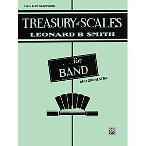 Alfred-Treasury-of-Scales-for-Band-and-Orchestra-1st-E-Flat-Alto-Saxophone-Standard