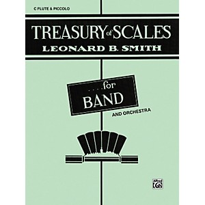 Alfred-Treasury-of-Scales-for-Band-and-Orchestra-C-Flute--Piccolo--Standard