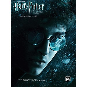 Alfred-Harry-Potter-and-the-Half-Blood-Prince-Selections-from--Piano-Solos-Standard