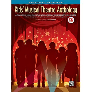 Alfred-Broadway-Presents--Kids--Musical-Theatre-Anthology-Book---CD-Standard