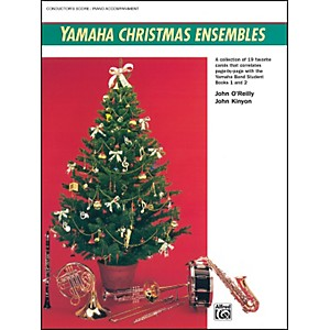 Alfred-Yamaha-Christmas-Ensembles-Piano-Acc--Conductor-s-Score-Standard