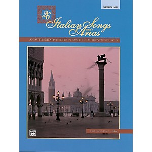 Alfred-26-Italian-Songs-and-Arias-Book---CD--Medium-Low--Standard