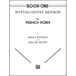 Alfred-Pottag-Hovey-Method-for-French-Horn-Book-I-Standard