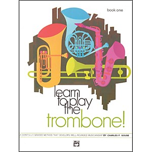 Alfred-Learn-to-Play-Trombone--Book-1-Standard