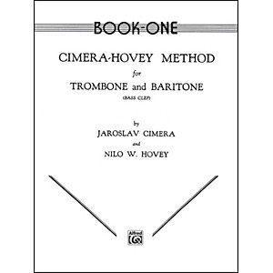 Alfred-Cimera---Hovey-Method-for-Trombone-and-Baritone-Book-I-Standard